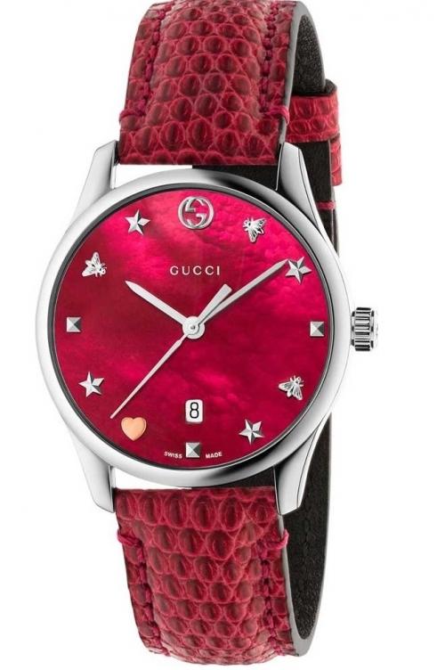 gucci-ladies-cherry-red-medium-watch-36mm