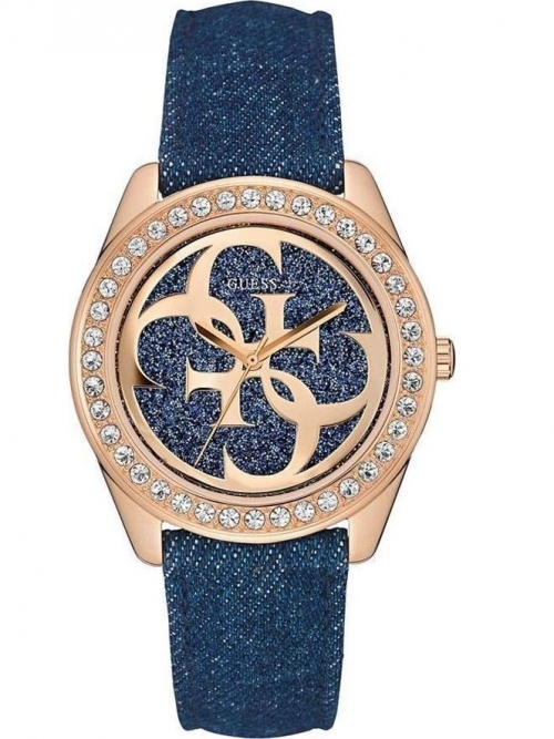 guess-denim-strap-rose-gold-watch-40mm