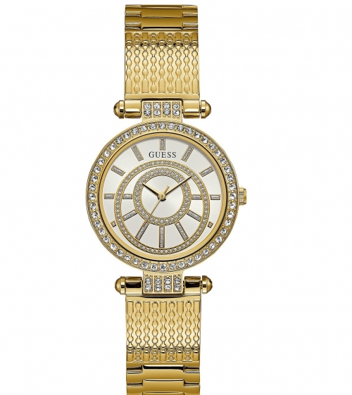 guess-women-s-gold-tone-watch-32mm