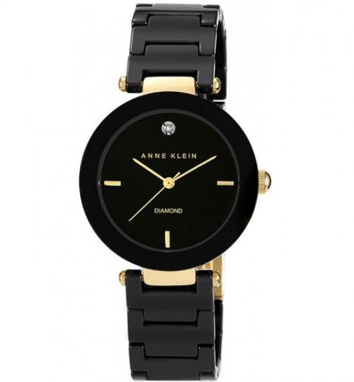 product-anne-klein-round-ceramic-bracelet-watch-33mm-black-1375512907