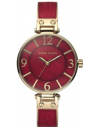 small_anne-klein-gold-tone-and-burgundy-enamel-watch-34mm-141861521170038