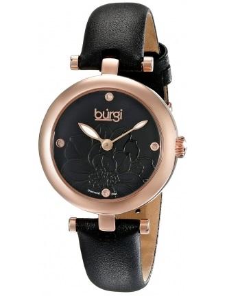 small_bur128bkr-burgi-womens-analog-display-japanese-quartz-black-watch-9568